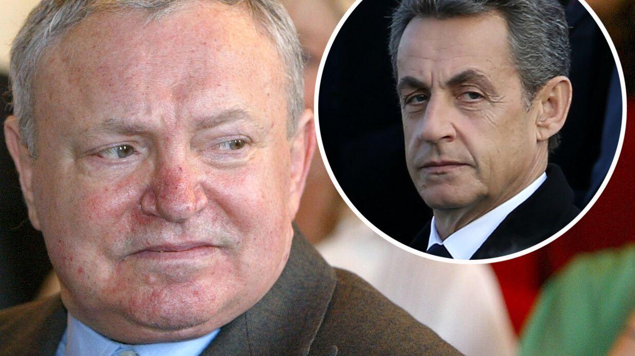 VIDEO Jacques Martin a rêvé de tuer Nicolas Sarkozy parce qu'il lui avait volé Cécilia