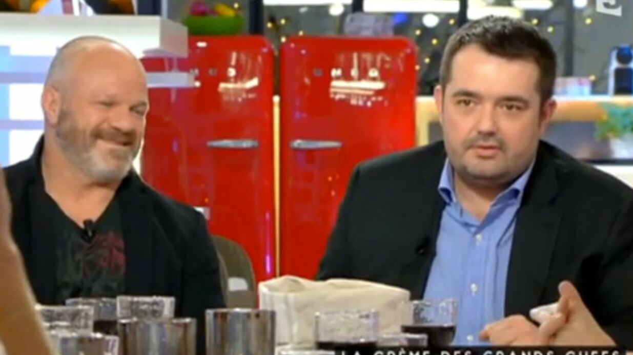 VIDEO Jean-François Piège explique pourquoi on ne le voit plus trop dans Top Chef