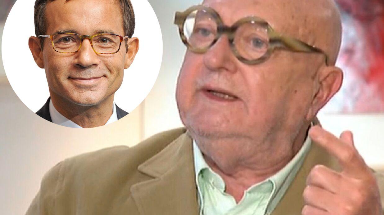 VIDEO Jean-Pierre Coffe révèle la fois où Jean-Luc Delarue l'a «condamné à mort»!