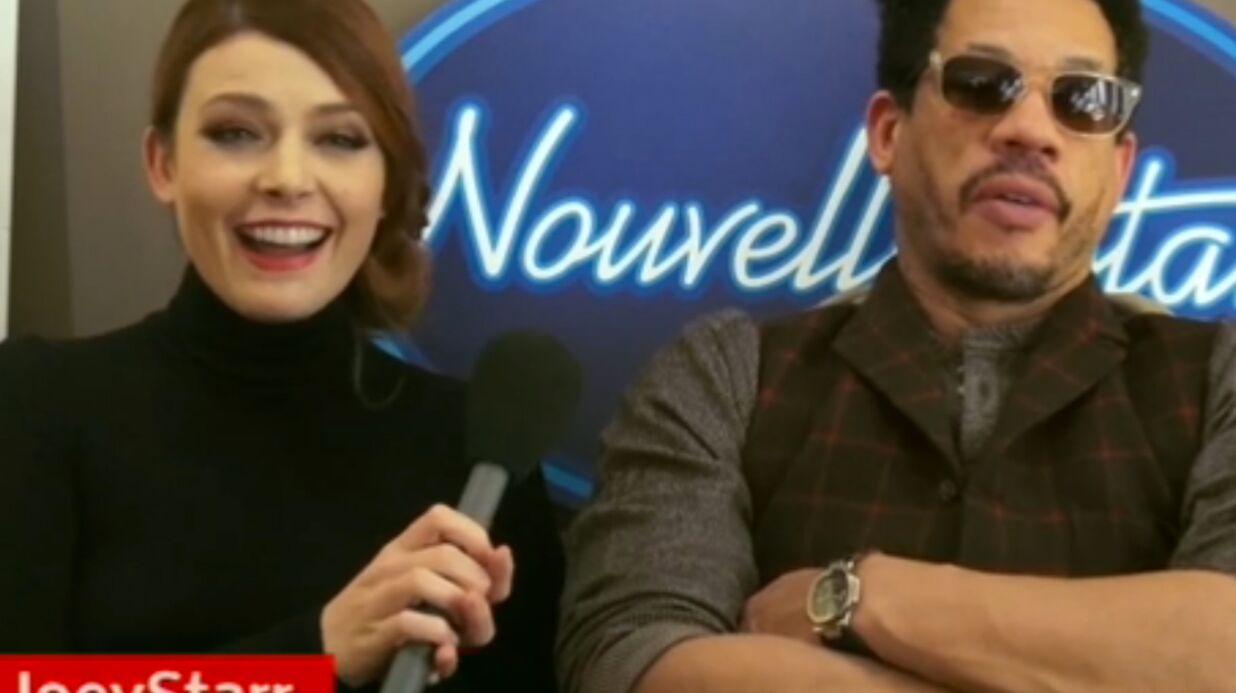 VIDEO JoeyStarr révèle que les fesses d'Elodie Frégé l'ont motivé à intégrer le jury de la Nouvelle Star