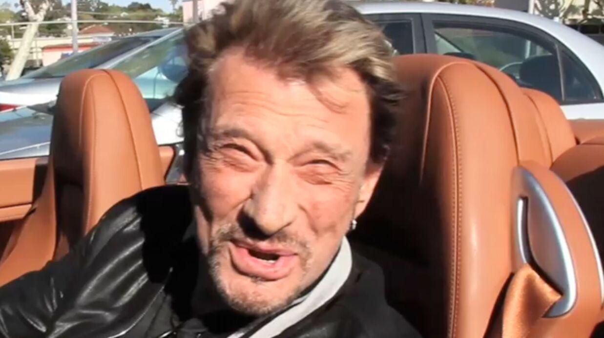 VIDEO Johnny Hallyday: la folle soirée d'anniversaire de Laeticia
