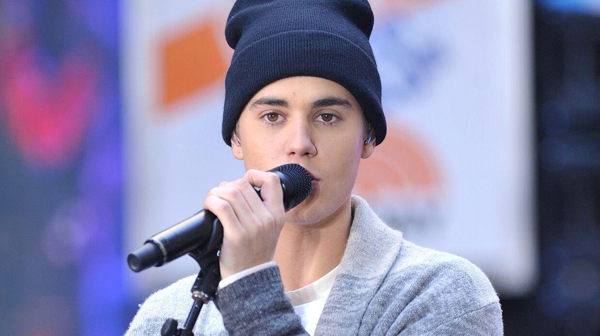VIDEO Justin Bieber chante pour Selena Gomez