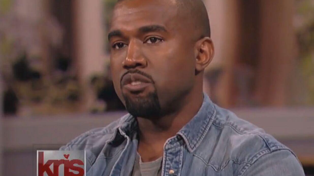 VIDEO Kanye West fait une émouvante déclaration d'amour à Kim Kardashian