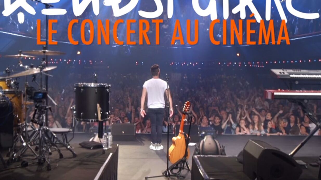 Gagnez des places pour voir le concert de Kendji Girac au cinéma!