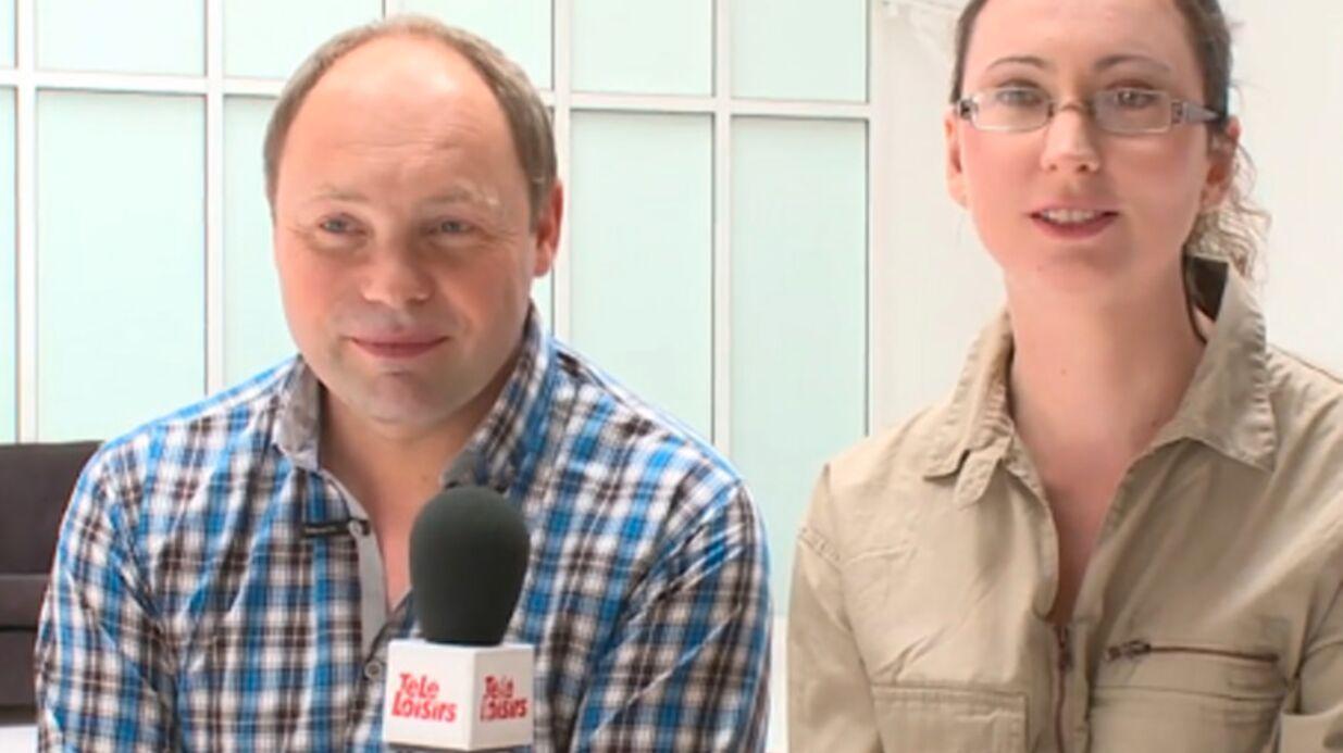 VIDEO L'Amour est dans le pré: Damien et Elodie envisagent de fonder une famille