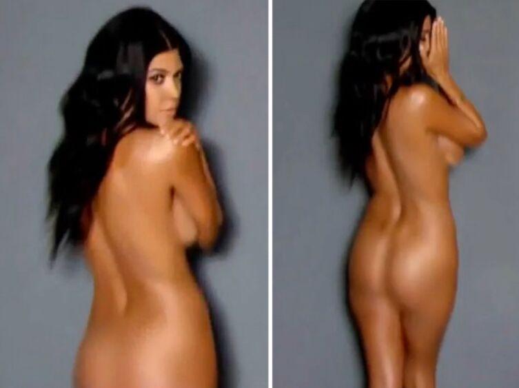 Kourtney kardashian photos nues