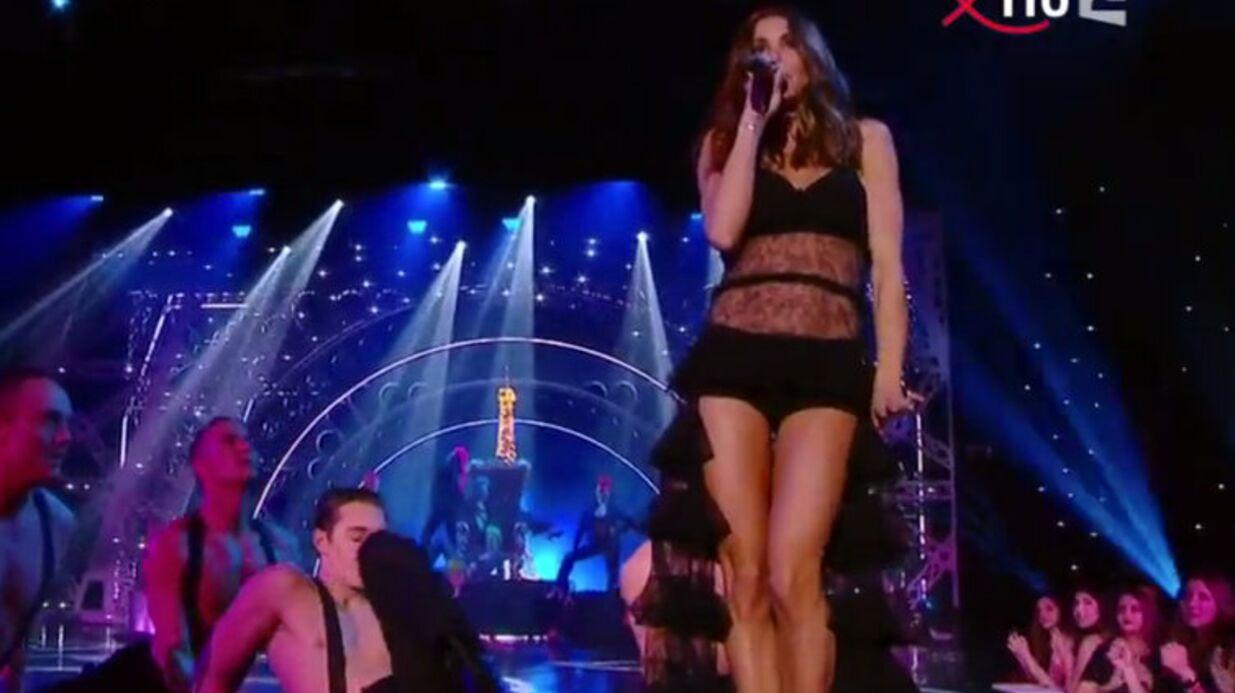 VIDEO La tenue sexy de Jenifer pour le Sidaction affole la toile
