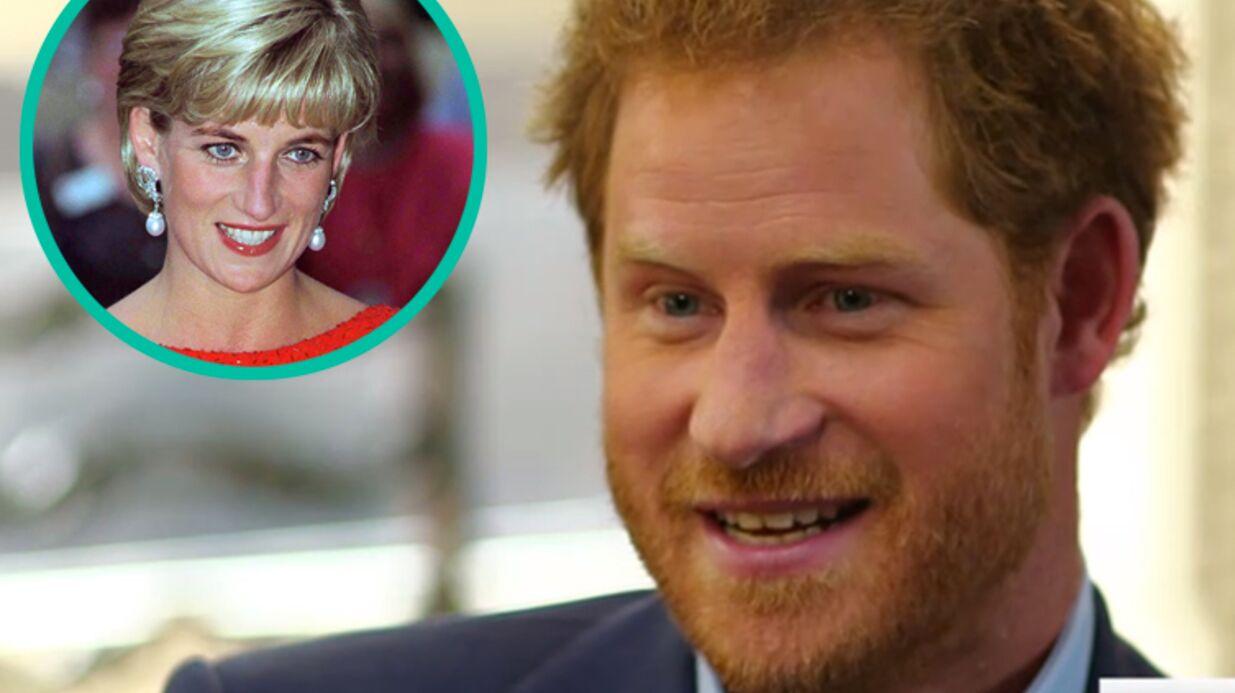 Ému, le prince Harry espère que sa mère Diana est «fière» de lui