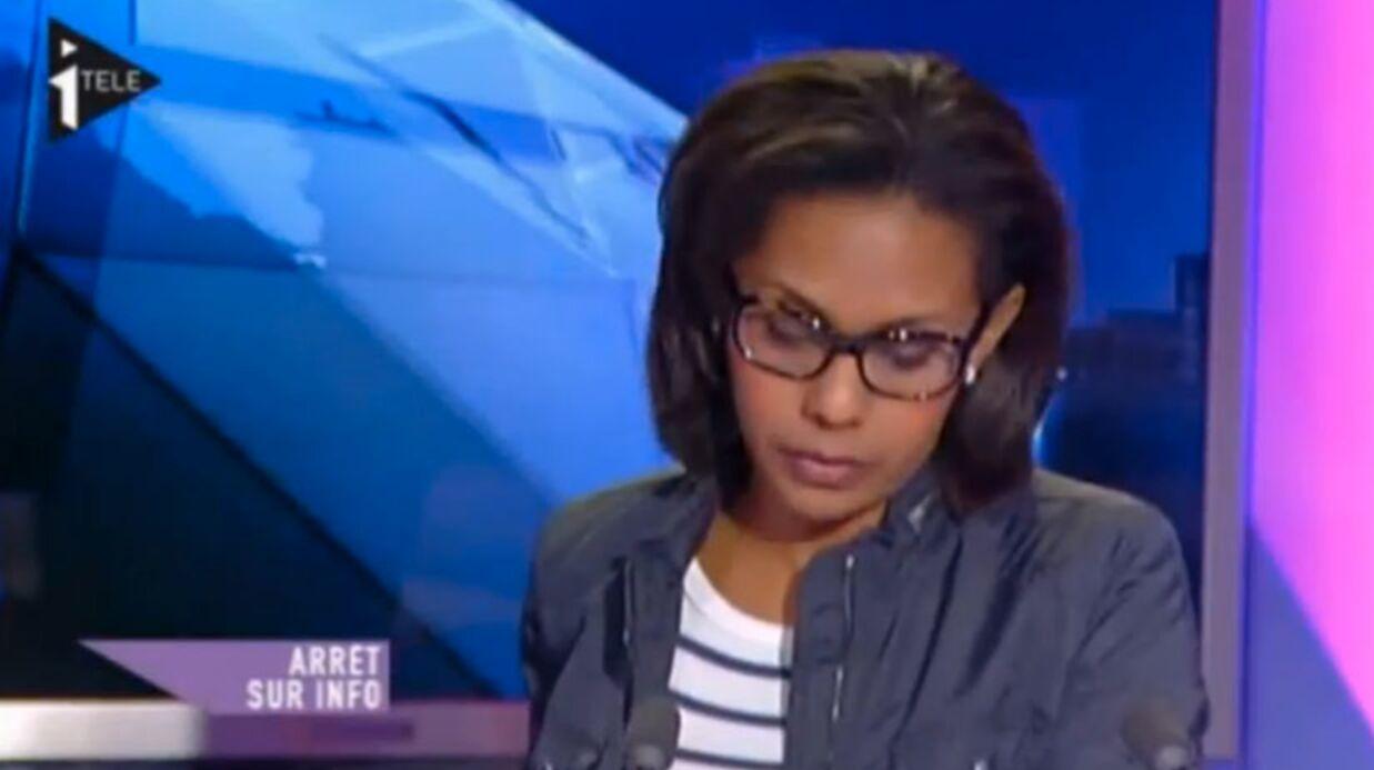 Audrey Pulvar quitte i>Télé