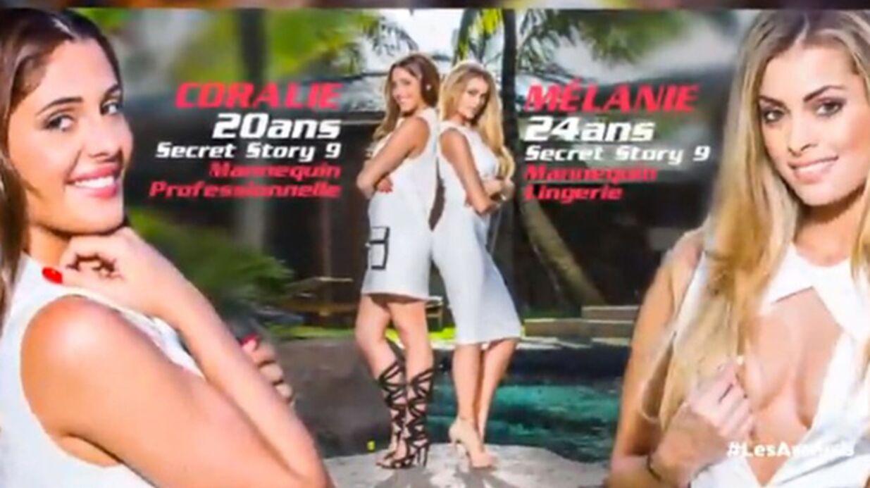VIDEO Les Anges 8: Coralie et Mélanie hurlent déjà sur tous les candidats