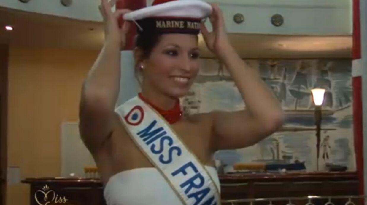 VIDEO Les candidates à Miss France 2012 draguent les militaires