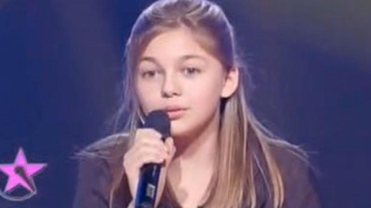 VIDEO Avant The Voice, Louane chantait déjà sur… Direct 8