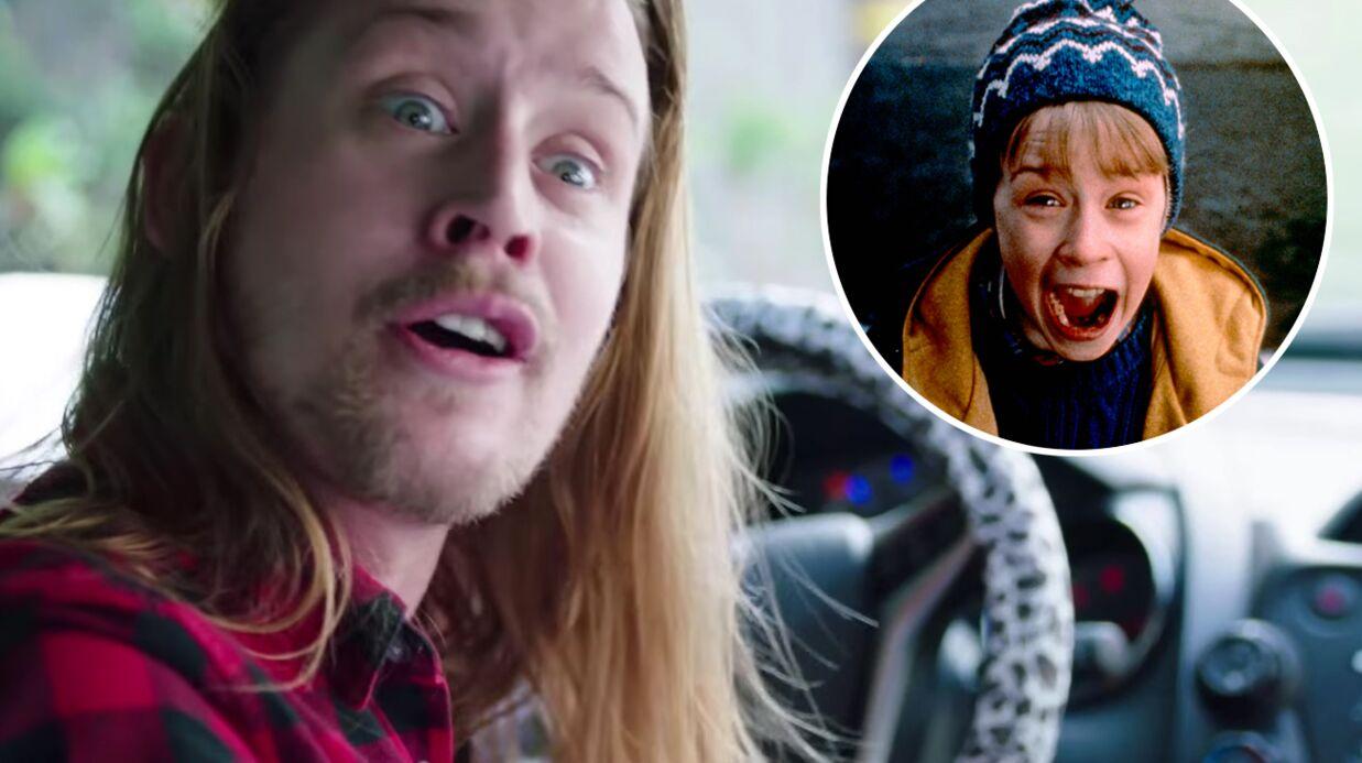 VIDEO Macaulay Culkin donne une suite 25 ans plus tard à son personnage de Maman, j'ai raté l'avion