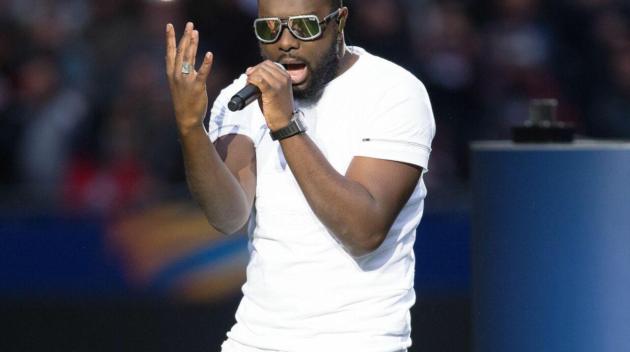 VIDEO Maître Gims se fait huer au Stade de France