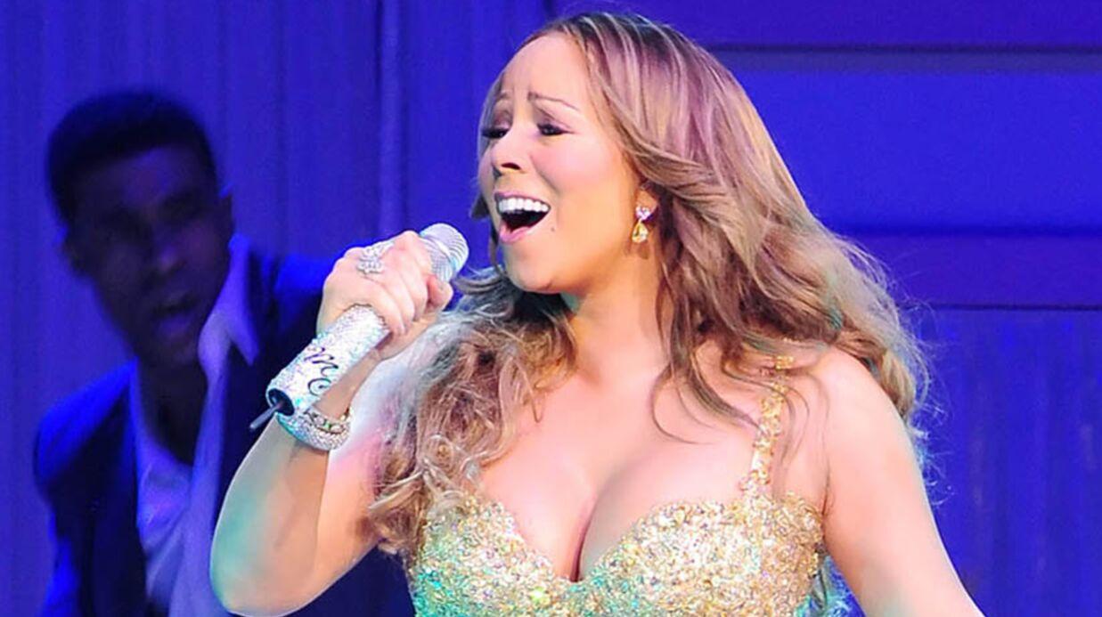 Mariah Carey dédie une chanson à Barack Obama