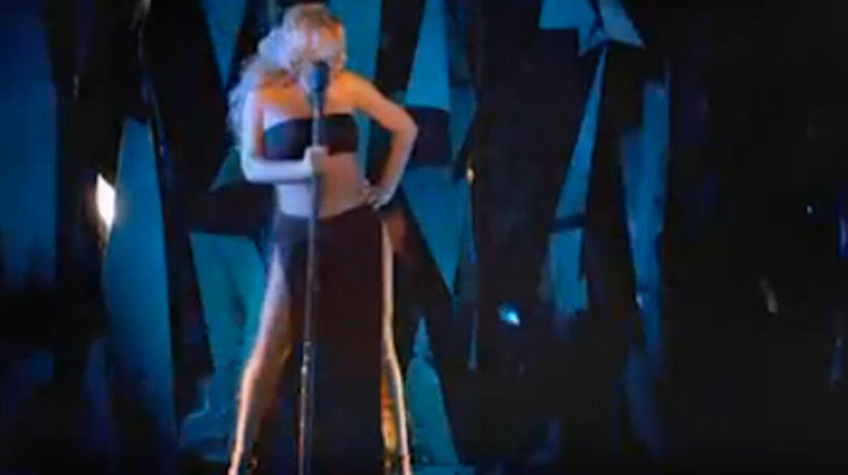 VIDEO Mariah Carey montre le résultat de son régime spectaculaire
