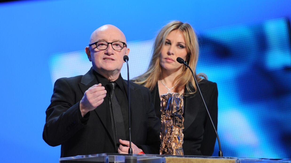 Mathilde Seigner nous offre l'instant malaise des César 2012
