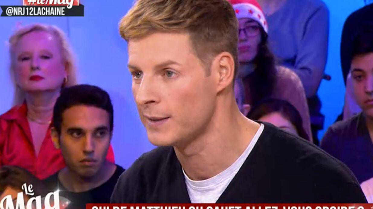 Matthieu Delormeau avoue: il a été recalé au casting de Premiers Baisers