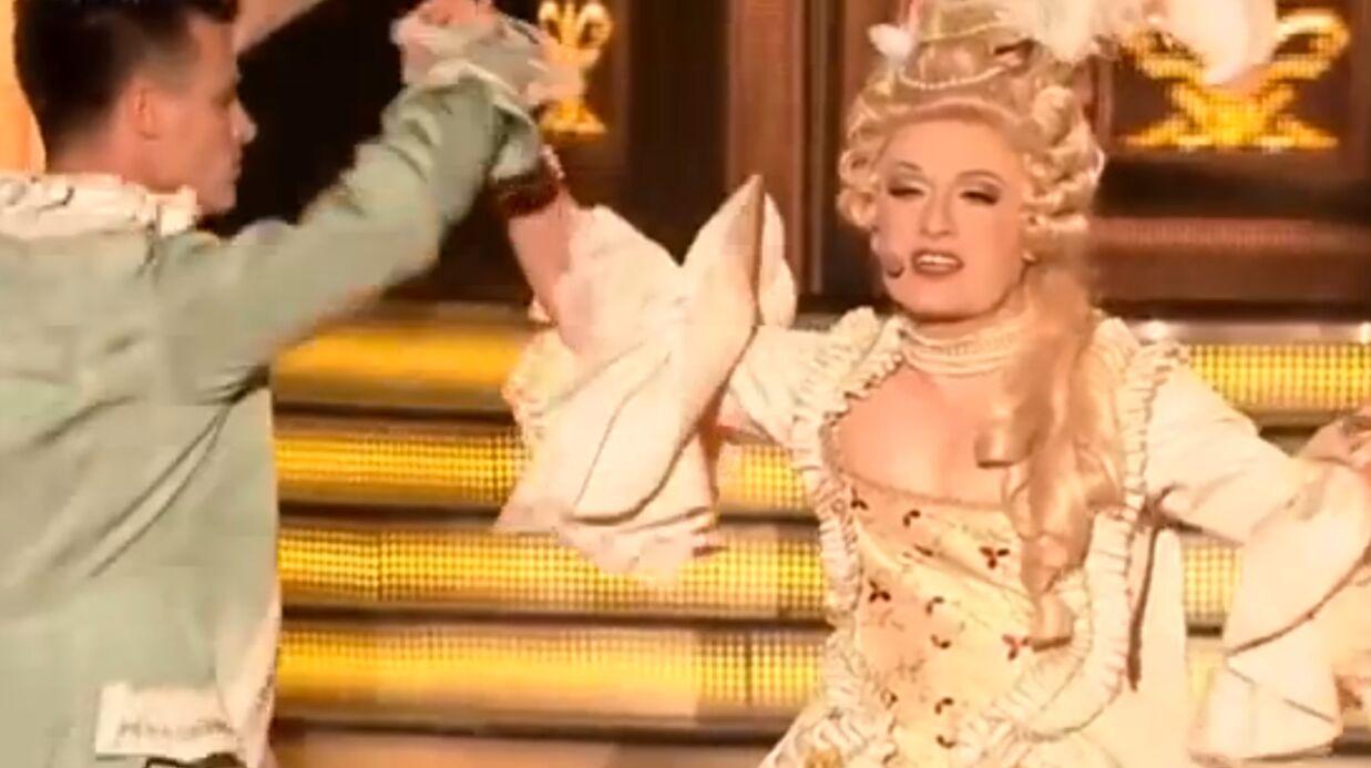 VIDEO Michal (Star Academy), déguisé en Marie-Antoinette, reprend Vogue de Madonna