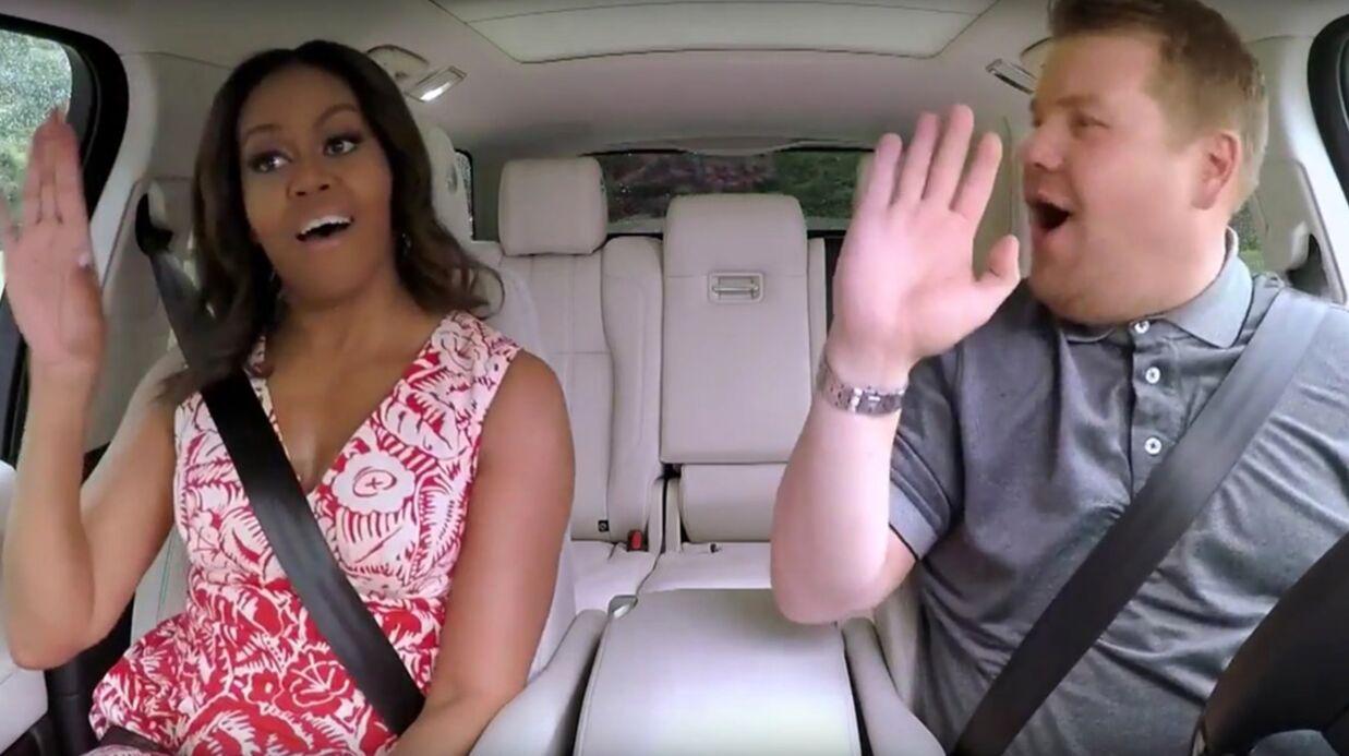 VIDEO Michelle Obama chante Single Ladies de Beyoncé