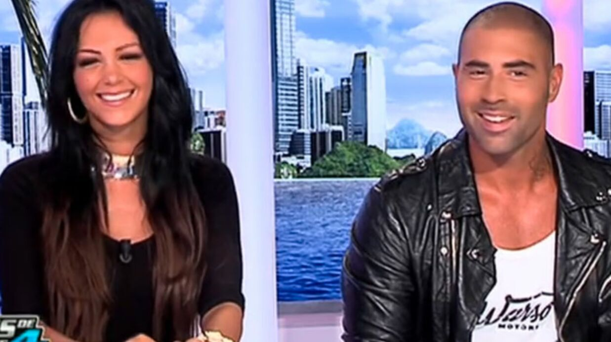 VIDEO Nabilla et Sofiane toujours en couple après les Anges