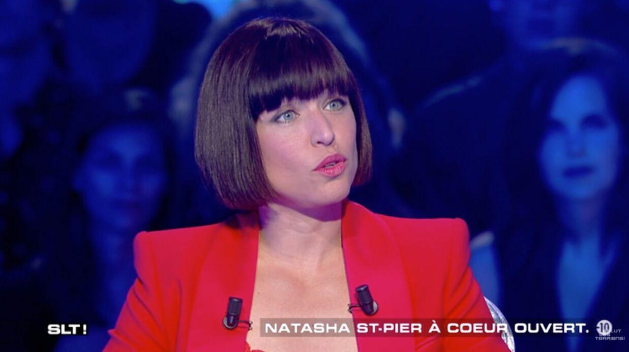 Natacha St-Pier évoque l'opération à coeur ouvert de son fils dans Salut les terriens