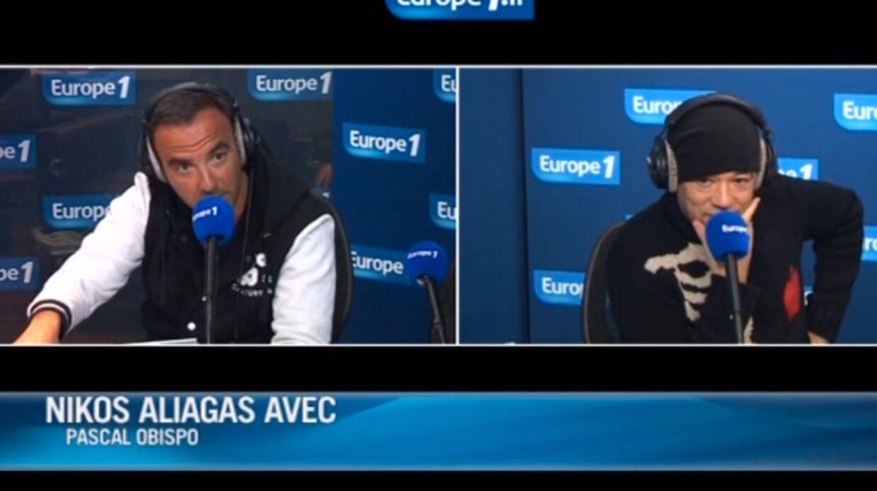 VIDEO Nikos Aliagas: grosse gaffe en direct à la radio