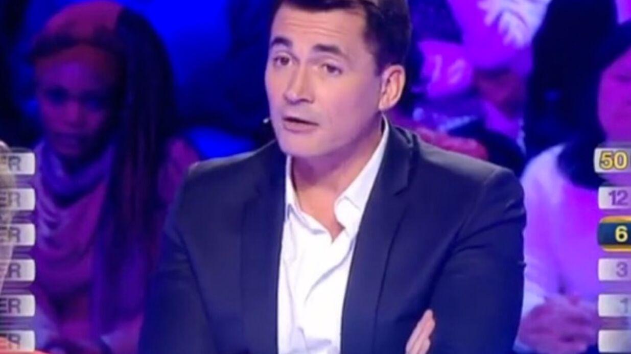 VIDEO Olivier Minne tombe dans l'humour grivois face au «fion» d'une candidate