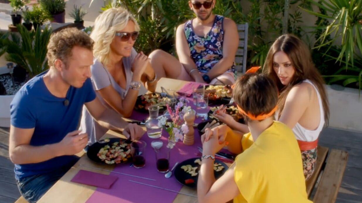 VIDEO Ophélie Winter et Sinclair s'affrontent au barbecue dans une web-série WTF