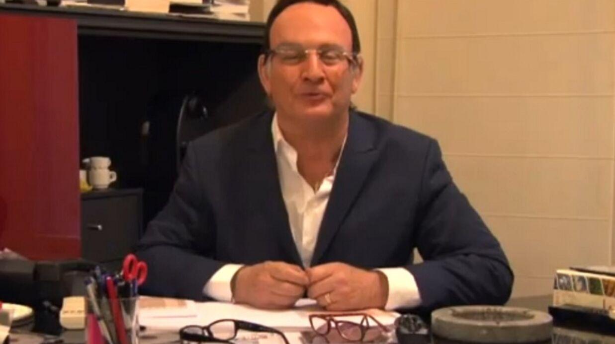 VIDEO Patrick Sébastien imite (à peu près) François Hollande