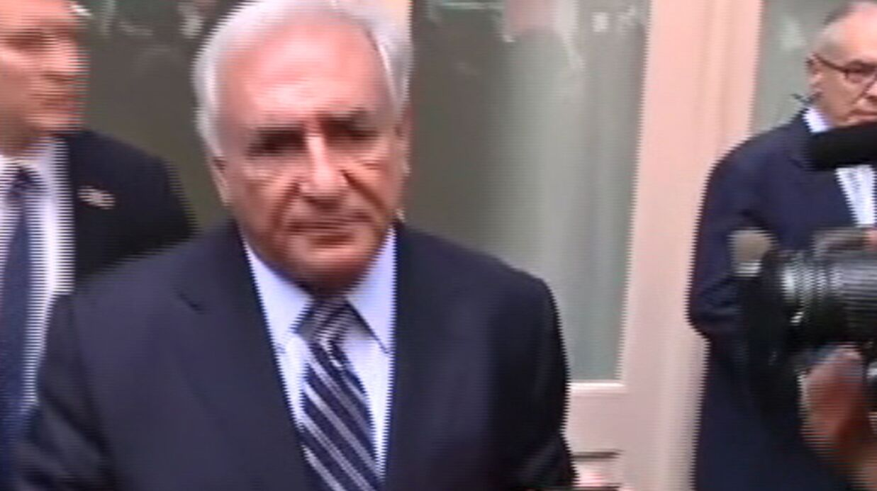 VIDEO Affaire Diallo : Domi­nique Strauss-Kahn a parlé