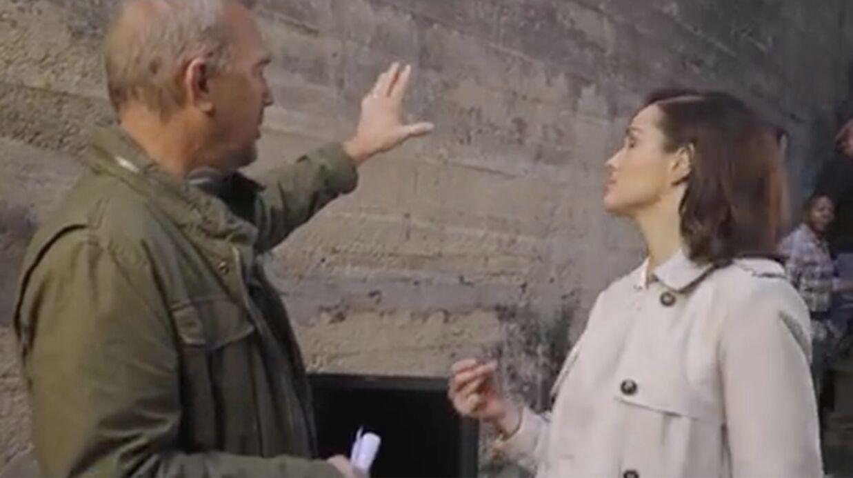 VIDEO Quand Kevin Costner joue dans une pub pour la SNCF