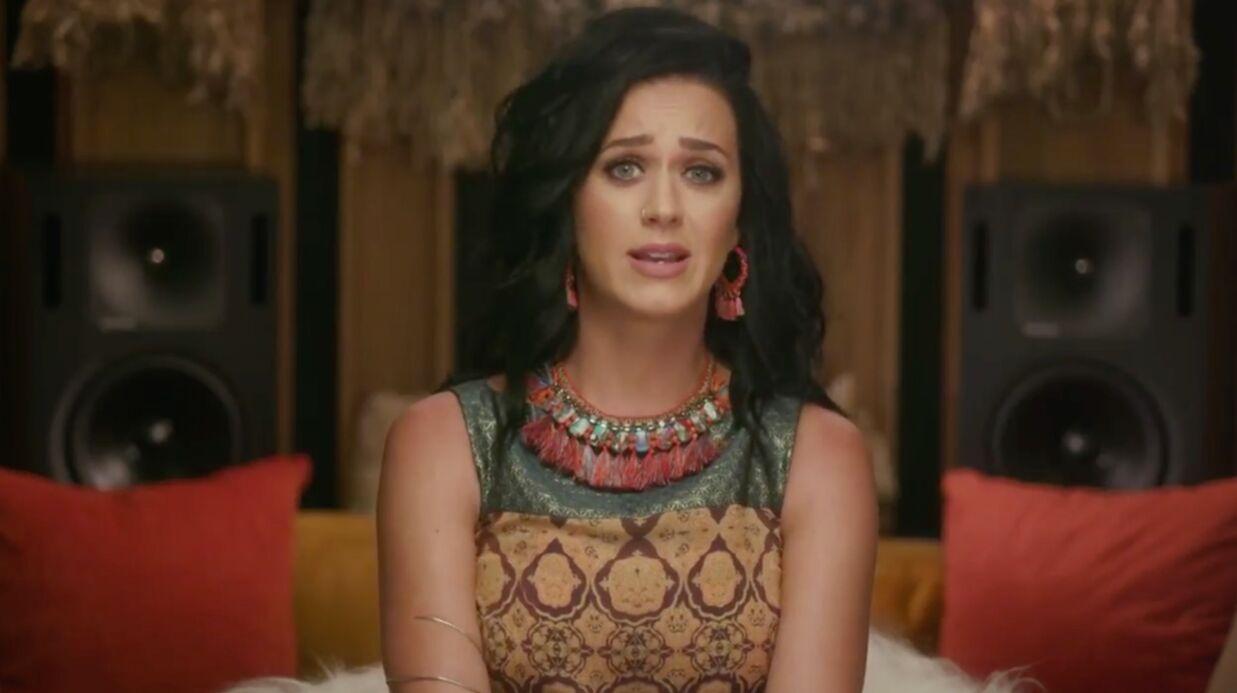 VIDEO Katy Perry dévoile son nouveau tube Rise, dans un message de paix