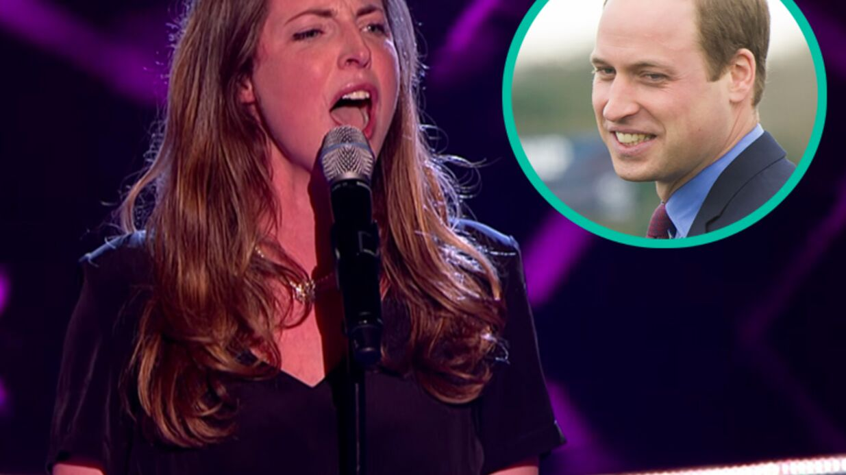 Prince William : son ex a fina­le­ment raté son audi­tion dans The Voice