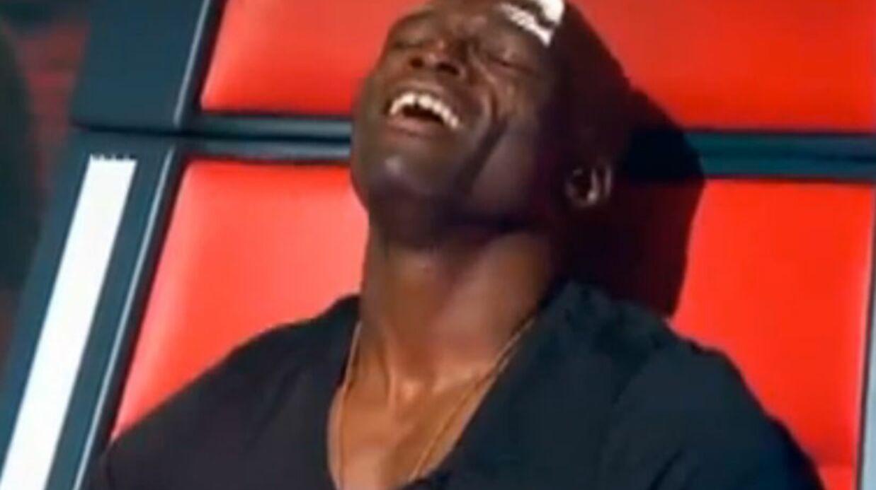 VIDEO Seal a imité une masturbation sur le plateau de The Voice