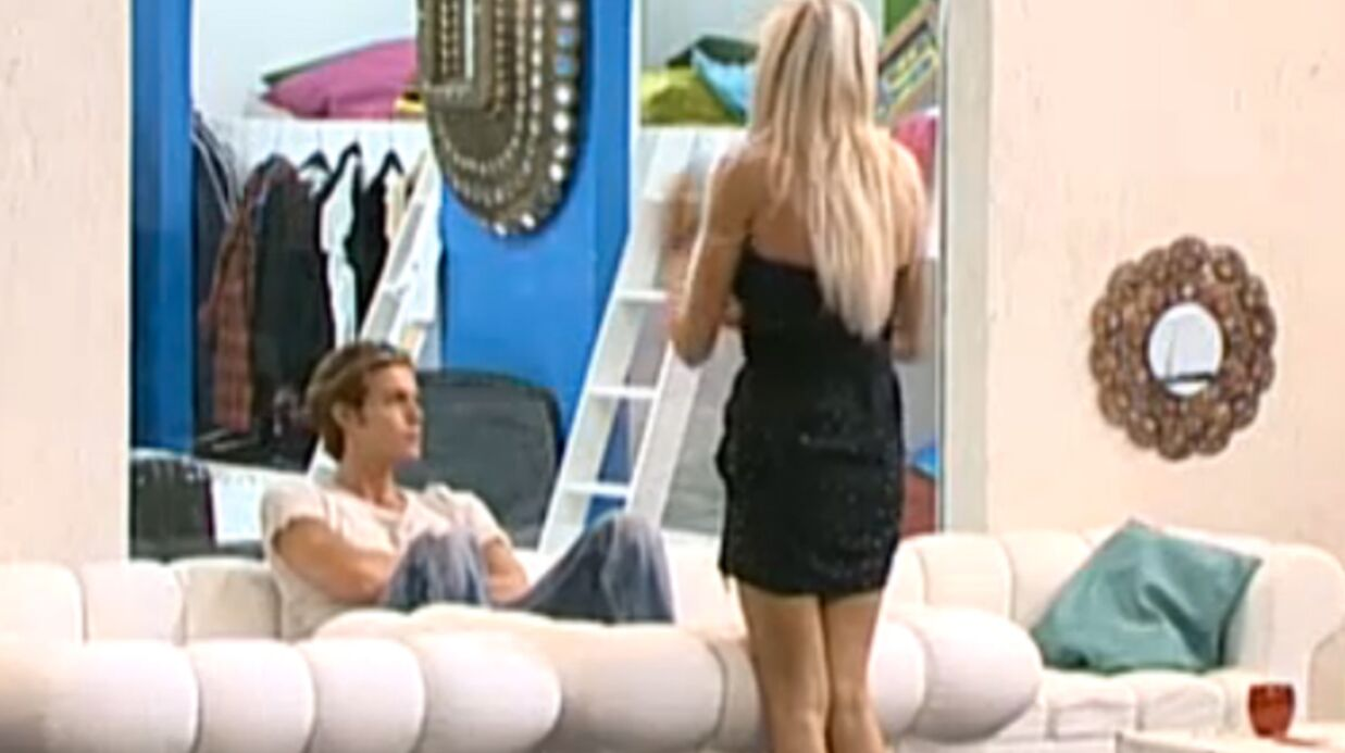 VIDEO Secret Story 5 : Geof­frey veut que Marie le nomine