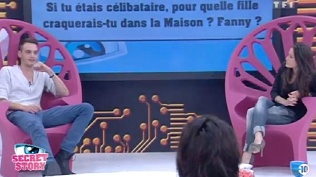 VIDEO Secret Story 6: Julien craque pour Emilie