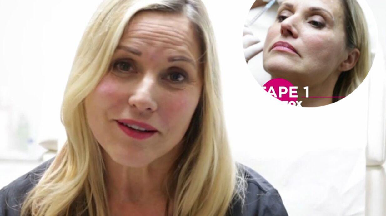 VIDEO Sophie Favier se fait injecter du Botox devant les caméras: découvrez le résultat