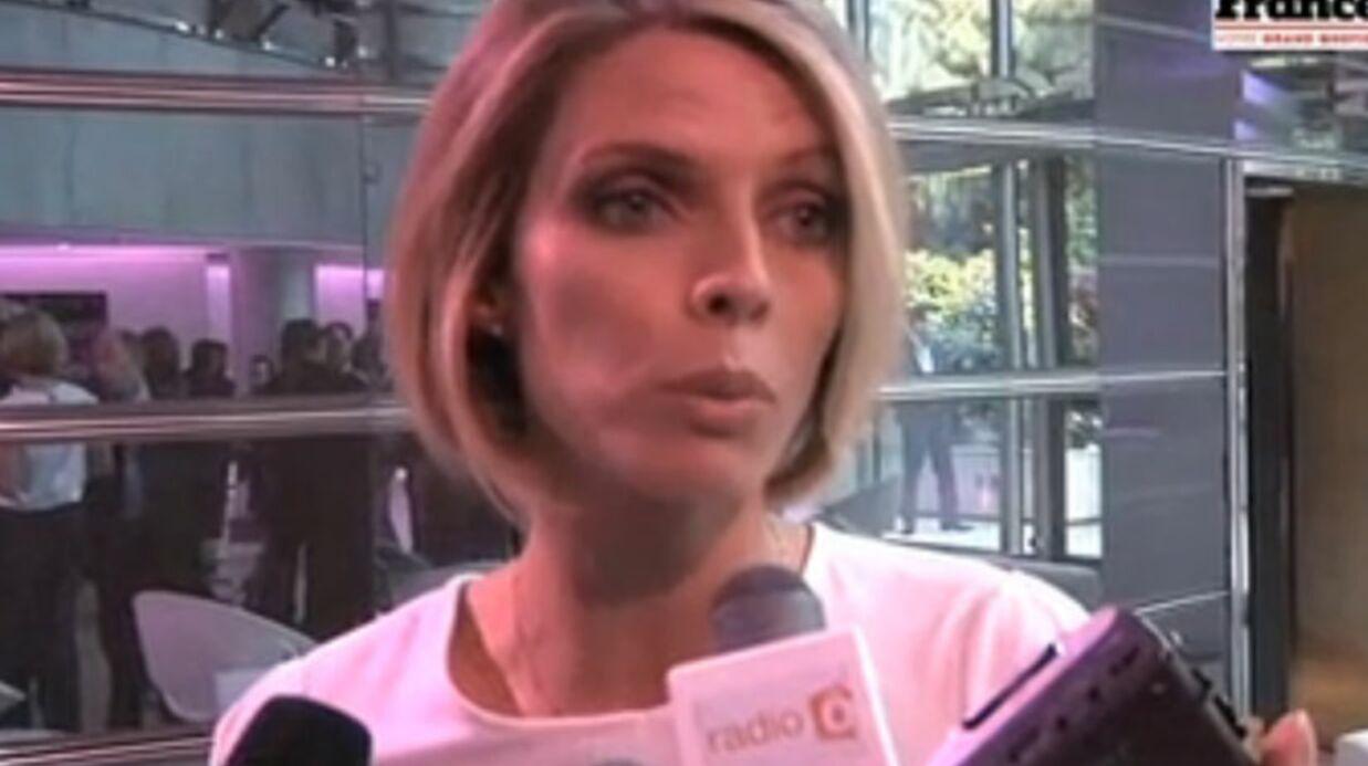 VIDEO Geneviève de Fontenay et Sylvie Tellier se font la guerre
