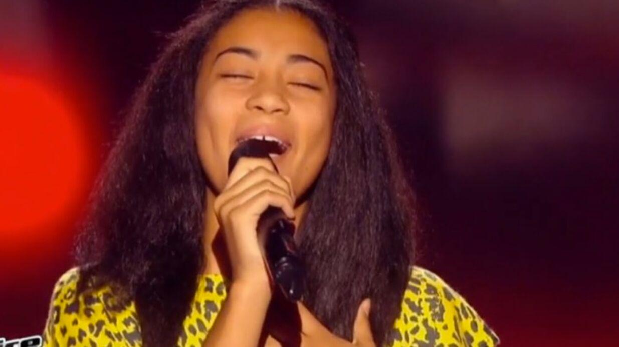 VIDEO The Voice Kids: une candidate bouleverse le jury avec sa reprise de Miley Cyrus