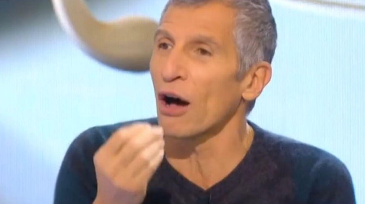 VIDEO Vaincu par Michel Cymes dans un sondage, Nagui se venge et déballe sa vie sexuelle