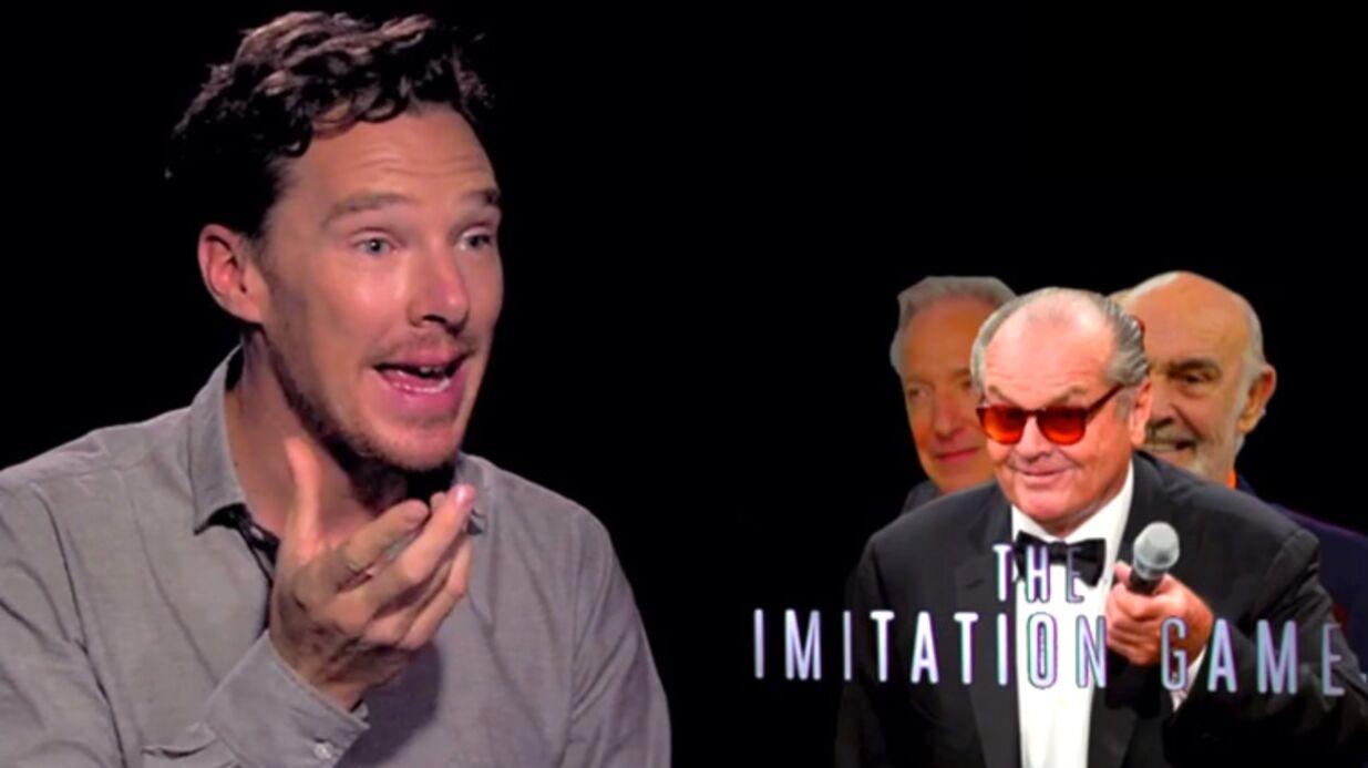 VIDEO Benedict Cumberbatch dévoile un étonnant talent d'imitateur