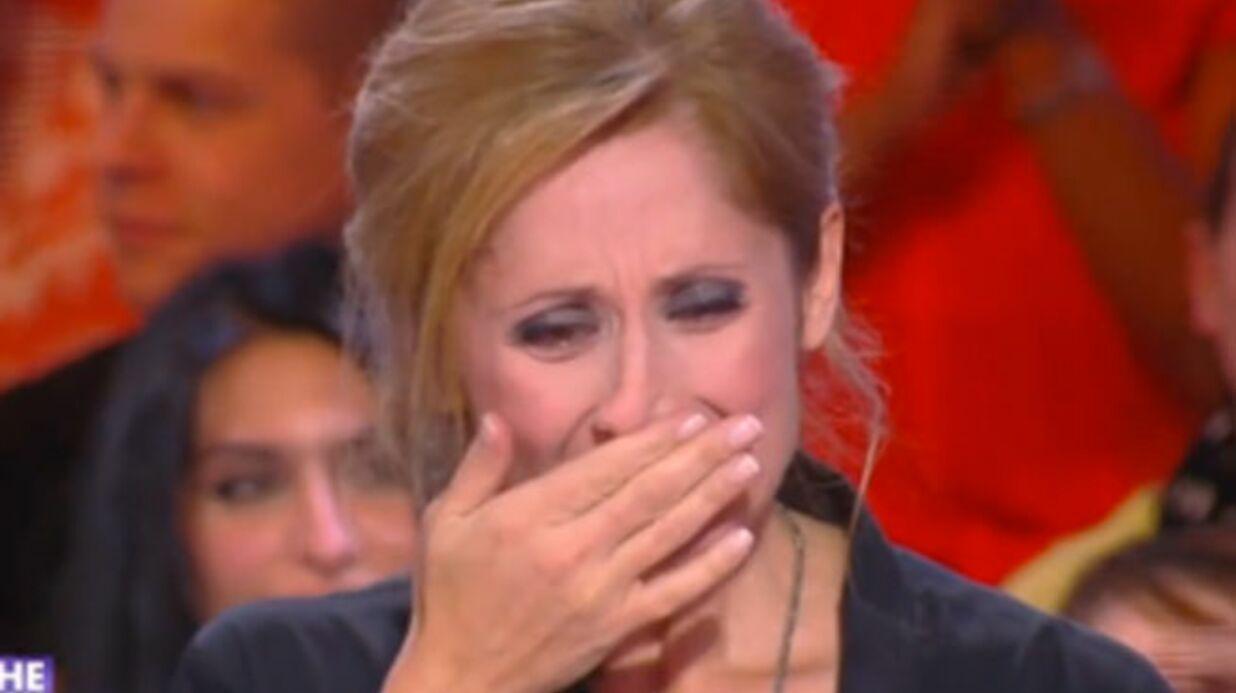 VIDEO Lara Fabian fond en larmes sur le plateau de Touche pas à mon Poste