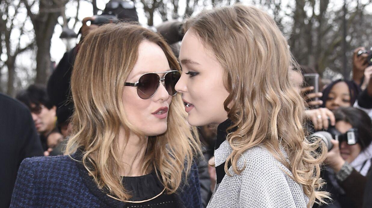 VIDEO Vanessa Paradis fière de sa fille Lily-Rose Depp: «Elle est faite pour ce métier!»