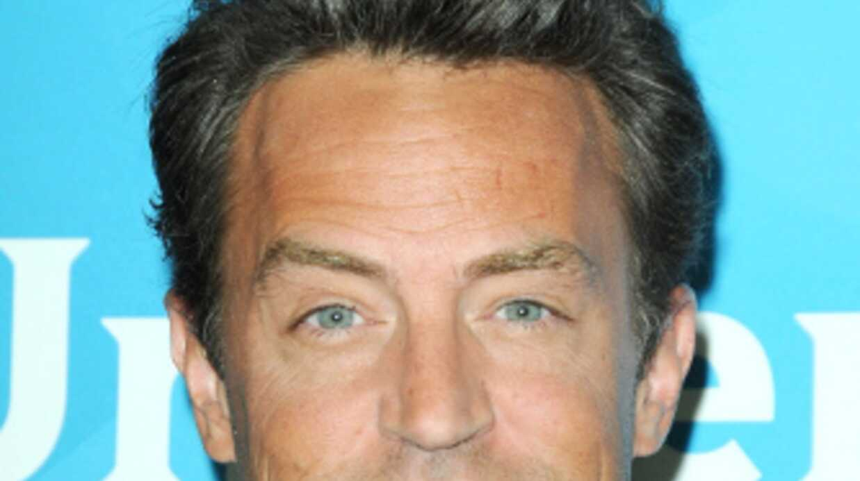 Matthew Perry veut réunir les stars de Friends dans sa nouvelle série