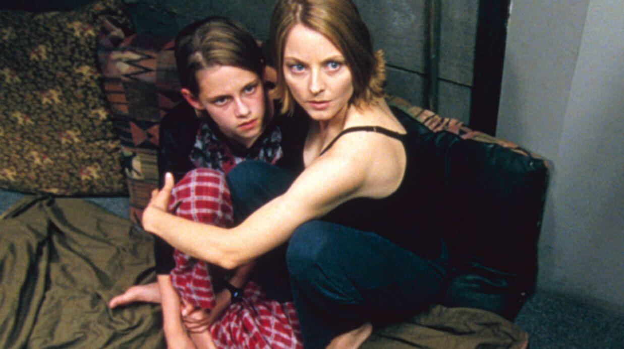 Kristen Stewart se réconforte auprès de Jodie Foster