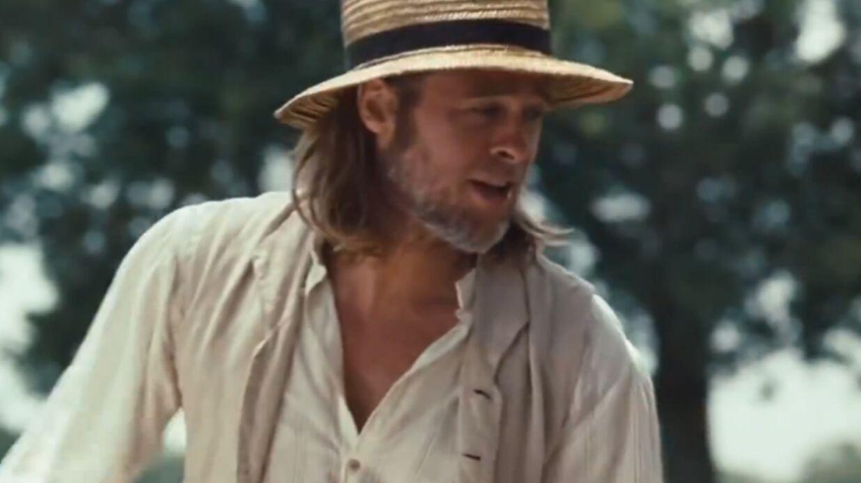 PHOTOS Brad Pitt en mode Robert Hue pour son prochain film