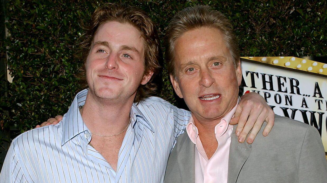 Michael Douglas: son fils Cameron vient d'être libéré après 7 ans de prison