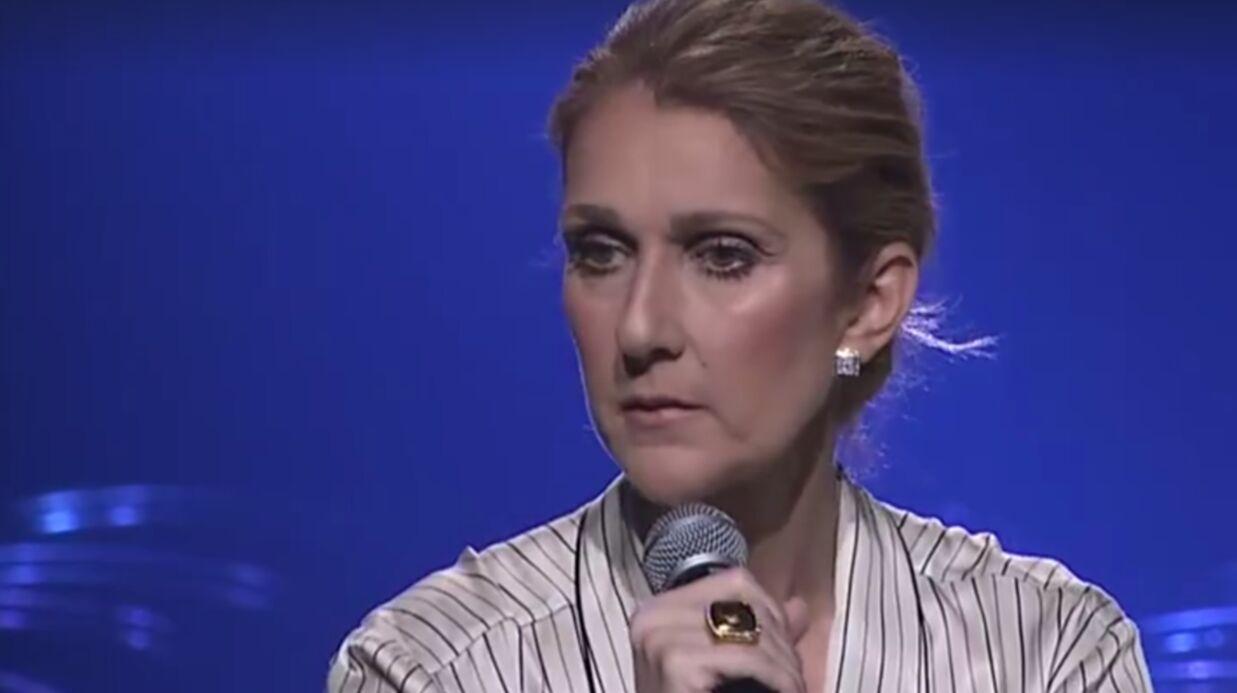 Céline Dion fait une comparaison frappante entre son public canadien et son public français