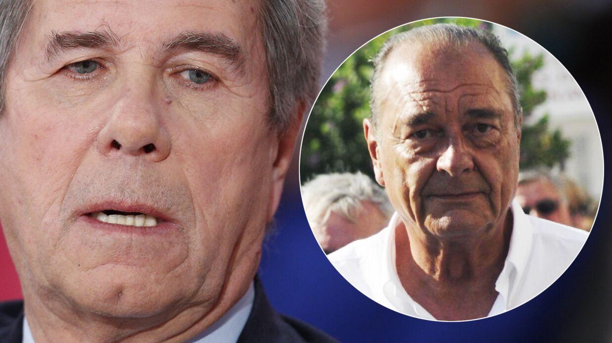 Jean-Louis Debré sur Jacques Chirac: «Il est difficile aujourd'hui de communiquer avec lui»